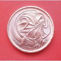 63-05 Австралия, 2 цента 1984 г.
