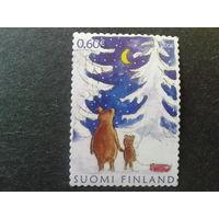 Финляндия 2008 Рождество