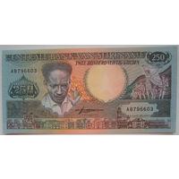 Суринам 250 гульденов 1988 г. (d)
