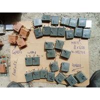 Конденсаторы пусковые ассорти МБГО итп. (цена за 1 мкф 300-600 вольт в любом исполнении) 2 листа