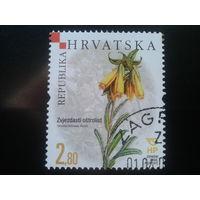Хорватия 2008 цветок