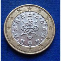 Португалия 1 евро 2004