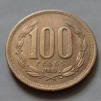 100 песо, Чили 1993 г.