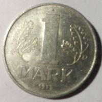 ГДР 1 марка 1977