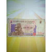 Зимбабве 5$