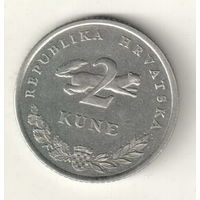 Хорватия 2 куна 2007