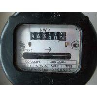 Счетчик однофазный индукционный CO-U446M