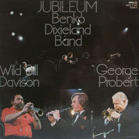 LP Benko Dixieland Band - Jubileum (1979)