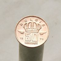 Бельгия 50 сантимов 1976 (Фламандская легенда)