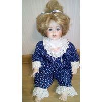 Кукла фарфор номерная