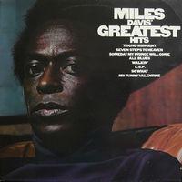 1320. Miles Davis. Greatest Hits. 1969. CBS (NL, OiS, Compilation, NM-) = 28$