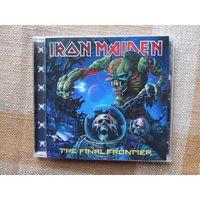 IRON MAIDEN – The Final Frontier (CD, 2010, буклет, неоф.)