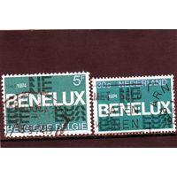 Бенелюкс. Бельгия и Голландия.1974.