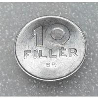 10 филлеров 1987 Венгрия UNC #01