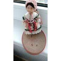 Куколка ссср, статуэтка, молдованка