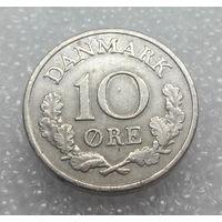 10 эре 1969 Дания #01