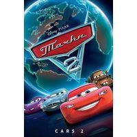 Фильмы: Тачки 2 (Лицензия, DVD)