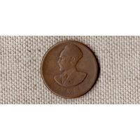 Эфиопия 10 центов 1944/Император Хайле Селассие I (1944 - 1976)/KM# 34