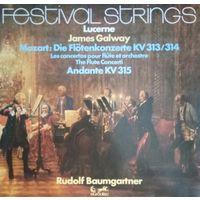 W. A. Mozart/Konzert Fur Flute Und Orchester/1974, Ariola, LP,NM,Germany