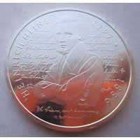 ФРГ. 10 марок 1997. Серебро. 093