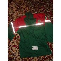 Спецодежда, куртка легкая, р 48-50 на рост 170-176
