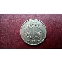 Польша 1 злотый, 1929 - 2
