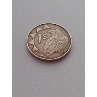 1 доллар 1993 г. намибия.