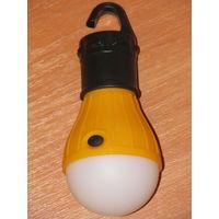 Фонарь (светильник) подвесной кемпинговый