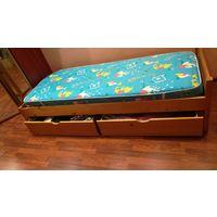 Кровать подростковая 180*75 с матрасом