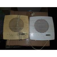 Две радиоточки, работоспособность неизвестна.