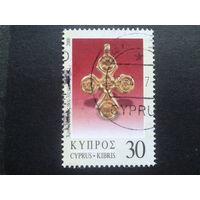 Кипр 2000 стандарт , крест