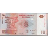 10 франков 2003г. UNC