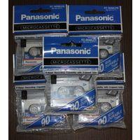 Микрокассета Panasonic RT-90mcpe