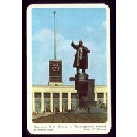 Памятник Ленину у Финского вокзала