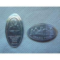 Сувениры, отпечатанные в Тракае