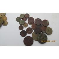 Монеты СССР образца 1924 -1925 ( 21 штука )