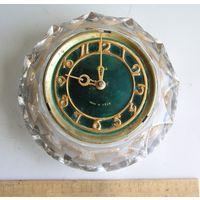 Часы настольные механические МАЯК