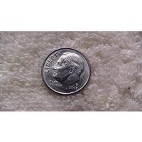 США 10 центов 2003г D. распродажа