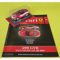 FC #66. FERRARI 599 GTB PanAmerican 20 000. ALTAYA. 1/43