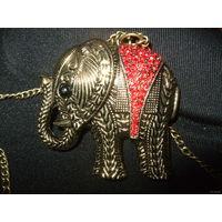 """Очень красивая подвеска """" Слон"""""""