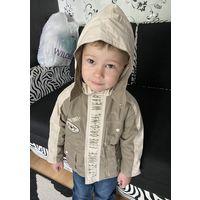 Куртка ветровка для мальчика 2-3 года хлопок 100% НОВАЯ