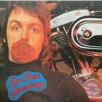Wings /Red Rose Speedway/1973, MPL, LP, EX, England