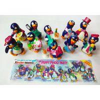 Пингвины барные киндер сюрприз