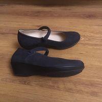 Туфли новые т. м. Шаговита р. 35 нат. кожа
