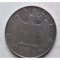 Италия 1 лира, 1940 Не магнетик 2-9-1