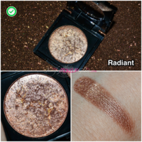 ТЕНИ для век Fashionista Double Take Baked Eyeshadow оттенок Radiant 7