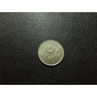 10 центов 1989