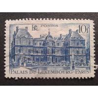 Франция 1946 дворец