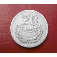 20 грошей 1949 Польша #01