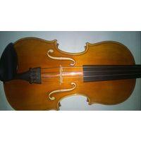 Современная мастеровая немецкая скрипка Franz Kirfshner